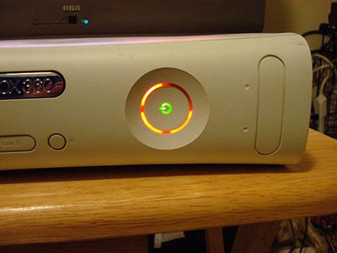 【业界】Xbox 360 故障率高达54.2% 远超其他主机
