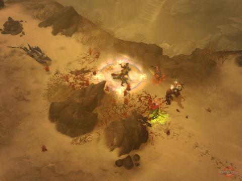 【PC】《暗黑破坏神3》最新游戏画面若干