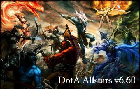 【DotA】DotA Allstars v6.60 官方中文原版下载(非DotAcn山寨汉化版)