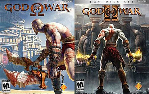【PS3】《战神》系列前两作重制版将登陆PS3