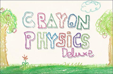 【推荐】《蜡笔物理学 豪华版 (CrayonPhysicsDeluxe)》Release 53下载
