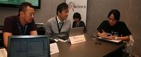 【业界】Square-Enix与微软商讨Xbox360版《最终幻想XIV》