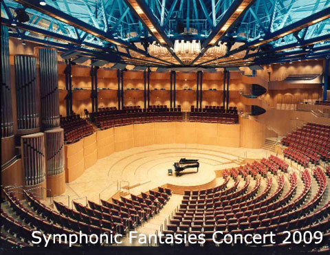 【音乐会】《Symphonic Fantasies Concert 2009》德国音乐会种子下载