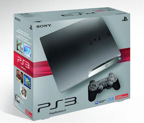 【PS3】SONY将于10月27日在香港推出250GB PS3,售价2599港币
