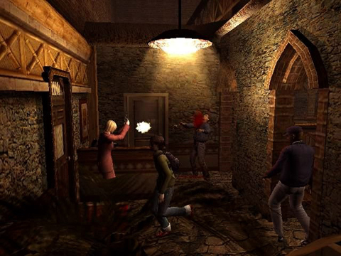 【PSP】《生化危机PORTABLE》:完全不同于其他任何一款生化类游戏