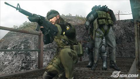 【TGS2009】《潜龙谍影 和平行者》参展视频+试玩网盘下载