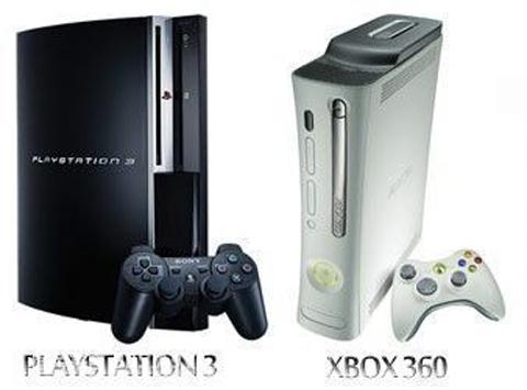"""【业界】微软并不担心索尼推出""""薄机版""""PS3 V.S. 索尼指出Xbox360与Wii不足之处"""