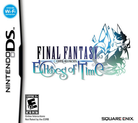 【最终幻想全系列】[NDS]《最终幻想 水晶编年史 时之回声》中文版下载
