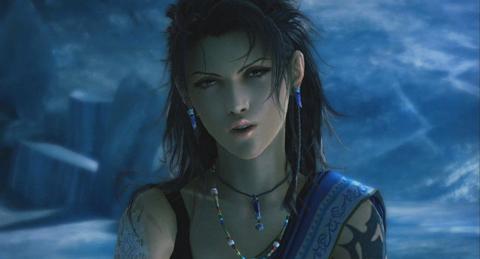 """【PS3】《最终幻想13》第7名""""新""""角色公开!黑发女性露西"""
