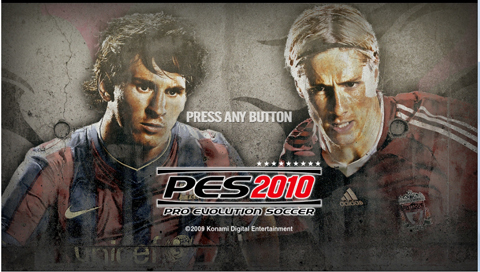 【PSP】PSP用《实况足球2010》v1.0汉化版下载