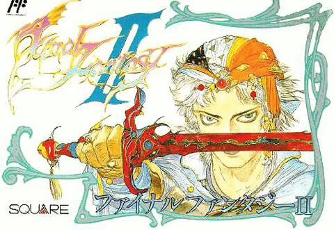 【最终幻想全系列】[PSP]《最终幻想2》中文版下载