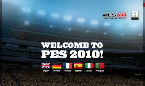 【MUL】《实况足球2010》(PES2010) 官网更新