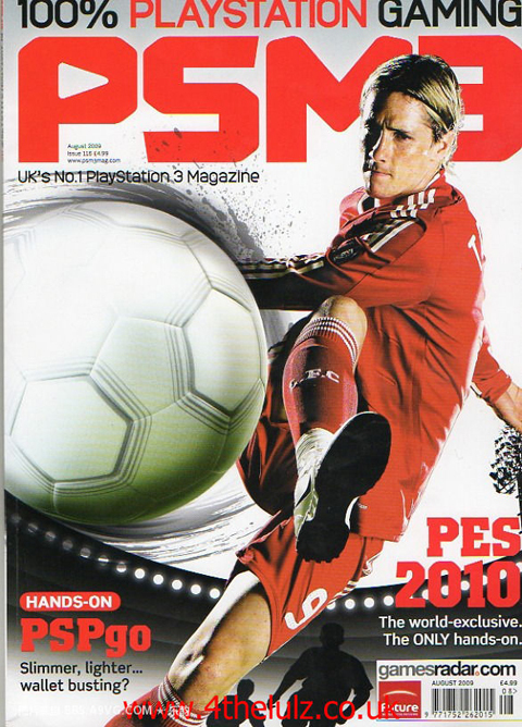 【MUL】《实况足球2010 (Winning Eleven 2010)》新杂志图公开