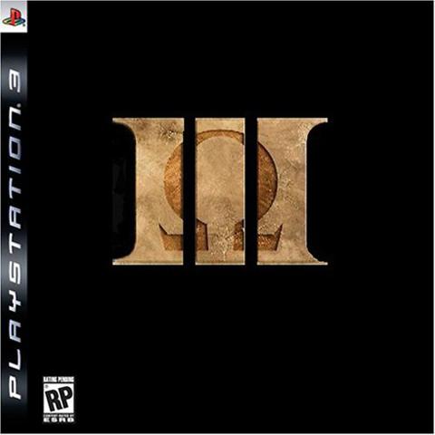 【PS3】《战神1+2+3》《战神3》3月25日(日本)同时发卖