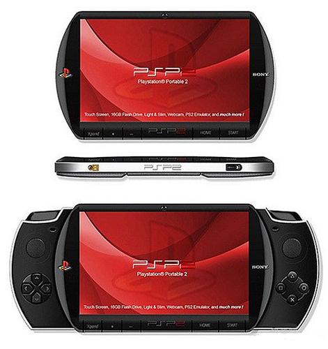 """【业界】索尼""""PSP2""""显示核心公布,性能超越iPhone 3GS"""