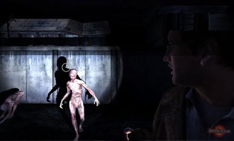 【Wii】Wii版《寂静岭 破碎的记忆》最新游戏画面
