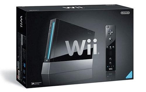 【业界】传闻任天堂黑色版本Wii将在5月面世