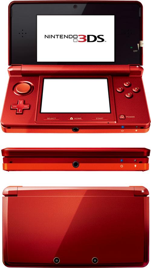 """【业界】任天堂3DS正式公开,掌机迈入新的时代,目前支持3DS游戏一览(包括""""生化危机""""新作+""""潜龙谍影3 食蛇者""""复刻)"""