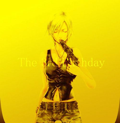 【PSP】《寄生前夜3 第三个生日》E3 2010参展视频