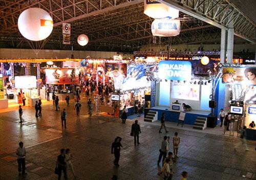【TGS2010】《东京游戏展2010 (TGS2010)》展出结构和形式将有所调整
