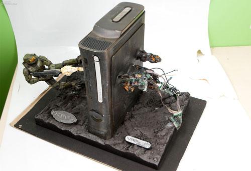 【业界】镶嵌了11,000颗施华洛世奇水晶的Xbox360