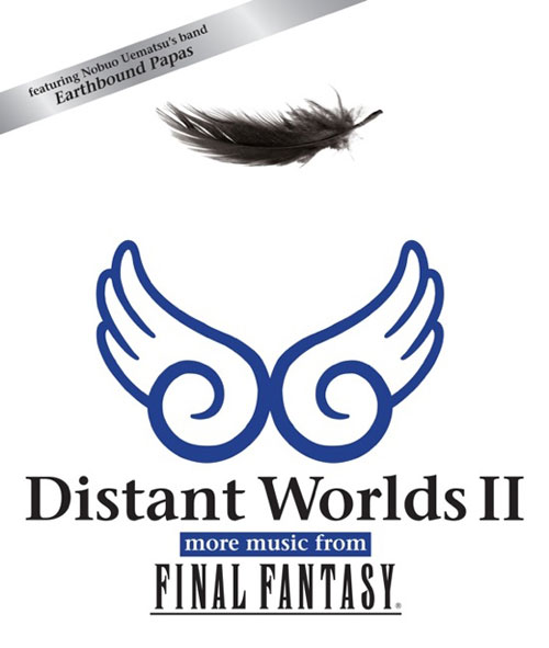 【音乐】《Distant Worlds II》More music from FINAL FANTASY 128K下载