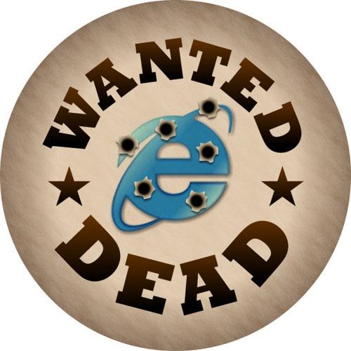 【No IE6】请升级您的Internet Explorer 6