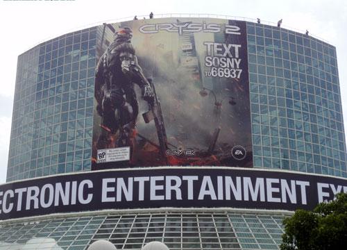 【E3】E3 2010直播网站一览+主会场照片若干