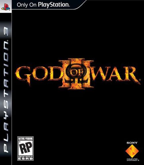 【PS3】《战神3 (God of War III)》蓝光碟片容量将达到35G