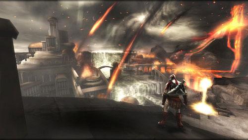 【PSP】SCEA邀请LA居民试玩《战神 斯巴达之鬼》