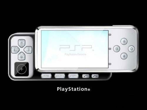 【业界】索尼爱立信主席透露了PSP手机的可能性