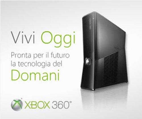 "【Xbox360】内置WiFi的Xbox360 Slim版广告泄露,将支持体感控制器""Kinect"""