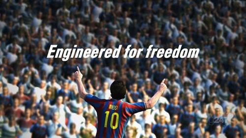 【MUL】《实况足球 2011》E3 2010游戏视频一枚