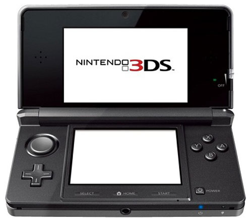 """【业界】岩田聪表示:""""理论上3DS有能力支持3D视频聊天"""""""