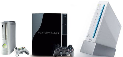 【业界】Fami通公布2009年全球各地游戏硬件销售数据,老任依旧威武