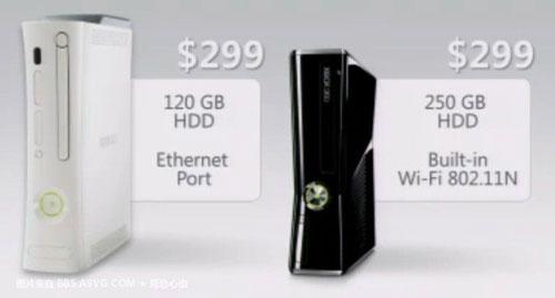 【业界】Slim版Xbox360售价299,250G硬盘+内置WIFI,拆箱图若干