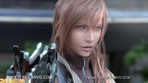 【PS3】《最终幻想 XIII》日版2009年发售预订《最终幻想 Versus XIII》PS3全球独占