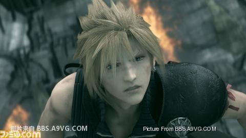【PS3】《FinalFantasyXIII》体验版同捆《FINAL FANTASY VII 降临神子 完全版》发售时间确定
