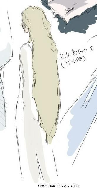 《最终幻想13》新近发角色确定 Agito13/纷争FF/王国之心P 新角色造型首度公开