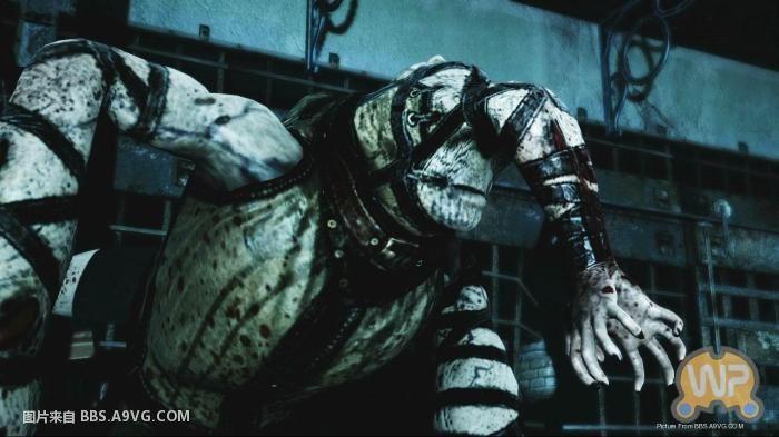 【MUL】Silent Hill新作《寂静岭 魂归故里》BOSS战画面公开
