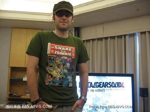 【业界】前《合金装备4》(MGS4)助理制作人Ryan Payton确定加入微软Halo小组