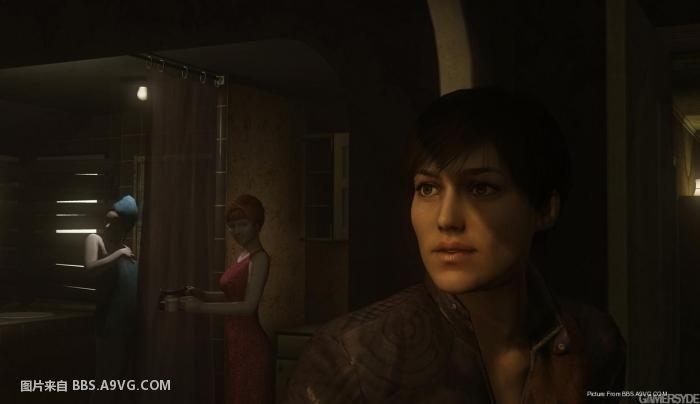 【PS3】 PS3超真实独占大作《Heavy Rain》(暴雨)新资料公开
