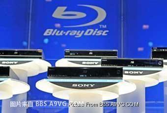 【业界】索尼称蓝光碟机销量难达目标,圣诞有望大降价!