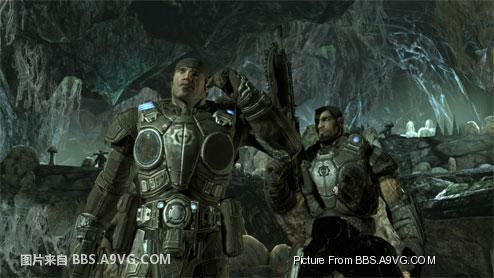 【XBOX360】《战争机器2》全球已经卖出300万套以上
