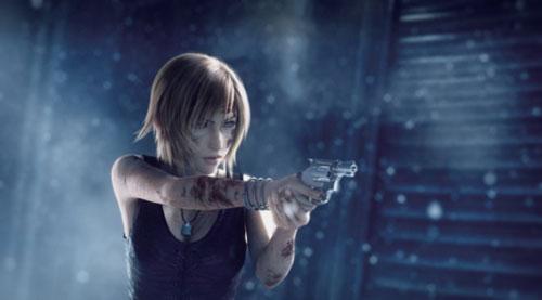 【PSP】《寄生前夜 第三个生日》游戏介绍视频一个