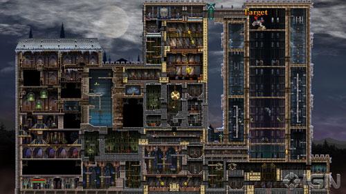 【E3 2010】《恶魔城 绝望协奏曲》E3 2010首段现场试玩演示