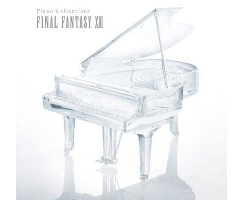 【音乐】《最终幻想13钢琴集 (Piano Collections FINAL FANTASY XIII)》下载