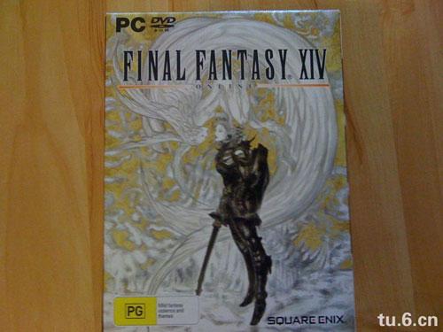 【醒目】《最终幻想14》欧洲典藏版自曝图若干