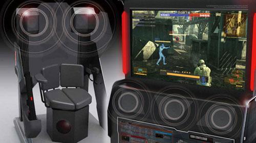 【业界】街机版《潜龙谍影》秋叶原亮相,参加测试可解锁MGO里新的任务模式