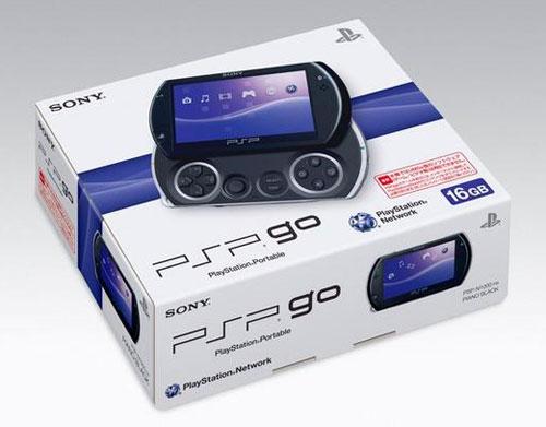【业界】PSP GO将于10月26日开始降价1万日圆